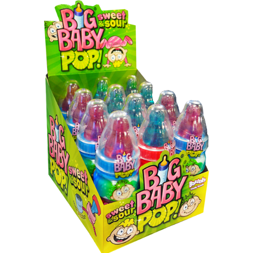 Bazooka Big Baby Pop
